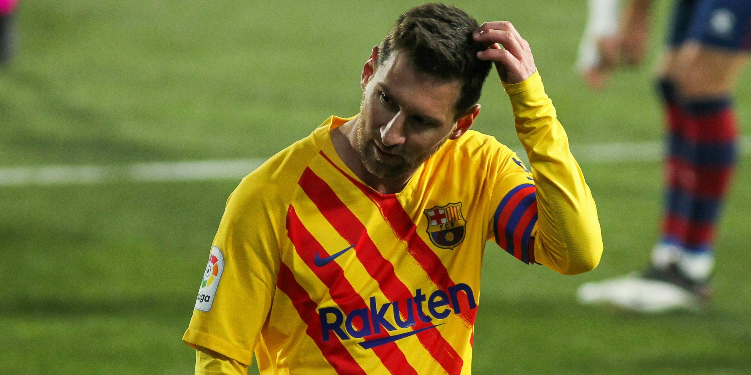 Leo Messi, durant un partit del Barça | Europa Press
