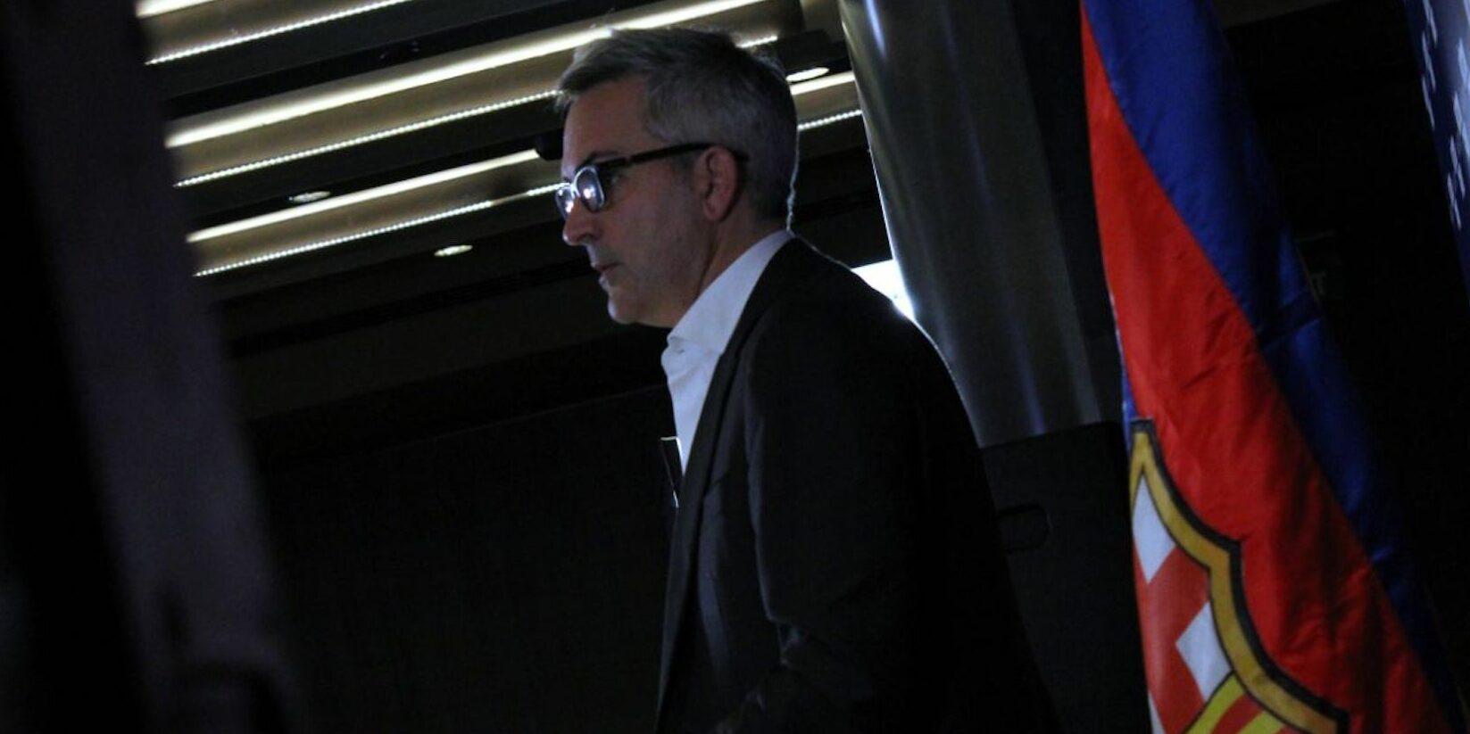 Víctor Font, candidat a les eleccions del Barça | 'Sí al Futur'