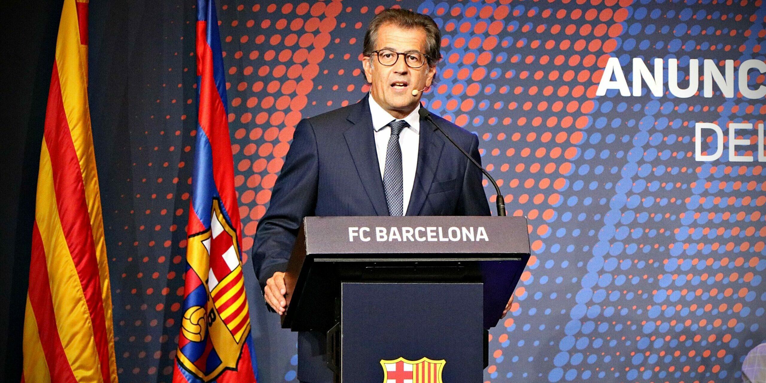 Toni Freixa, candidat a les eleccions del Barça | Europa Press