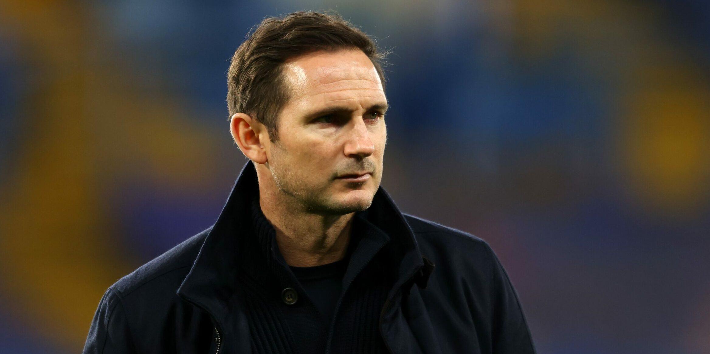 Frank Lampard, durant un partit del Chelsea | Europa Press