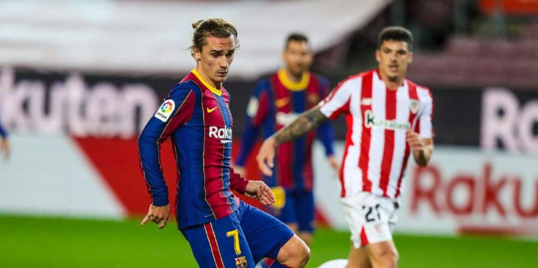 Griezmann, davanter del Barça | FC Barcelona
