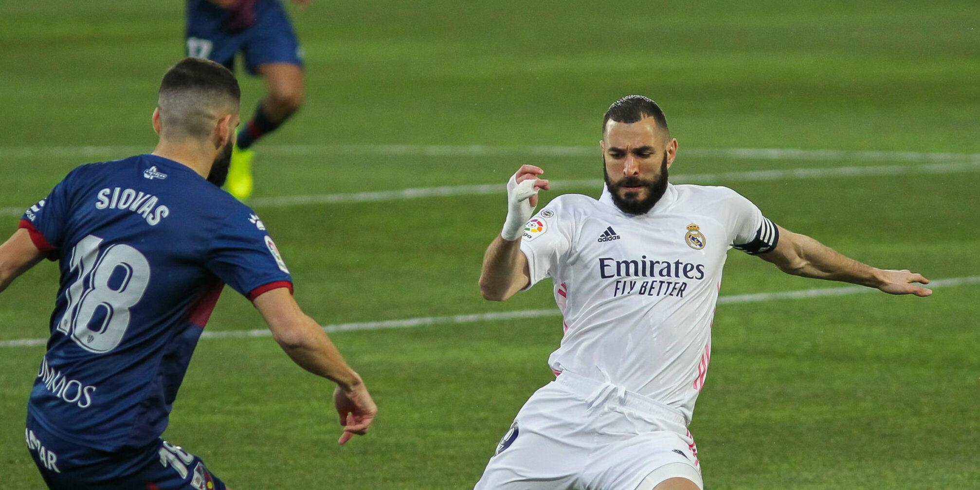 Benzema, jugador del Madrid | Europa Press