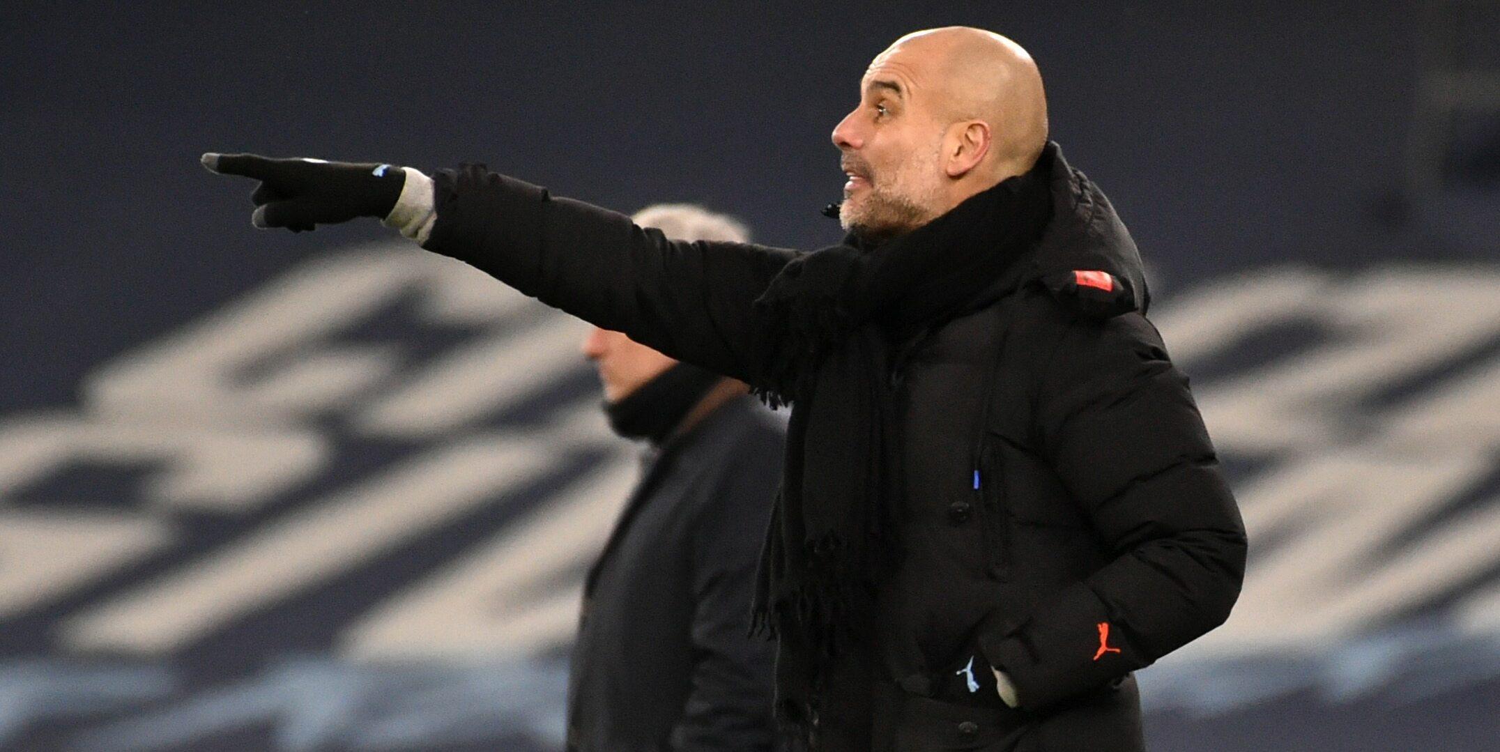 Guardiola, davant de Mourinho | Europa Press