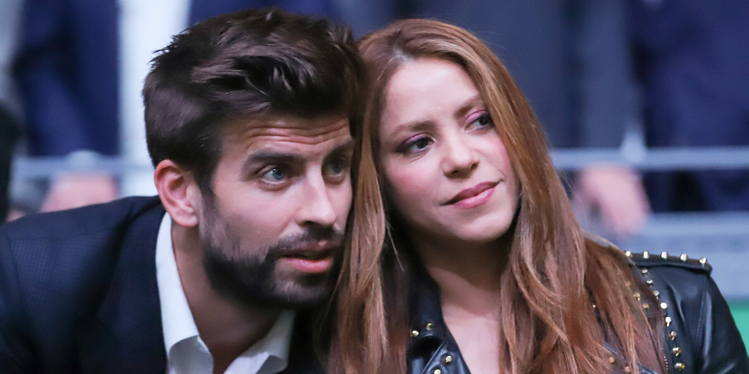Piqué i Shakira, en arxiu | Europa Press