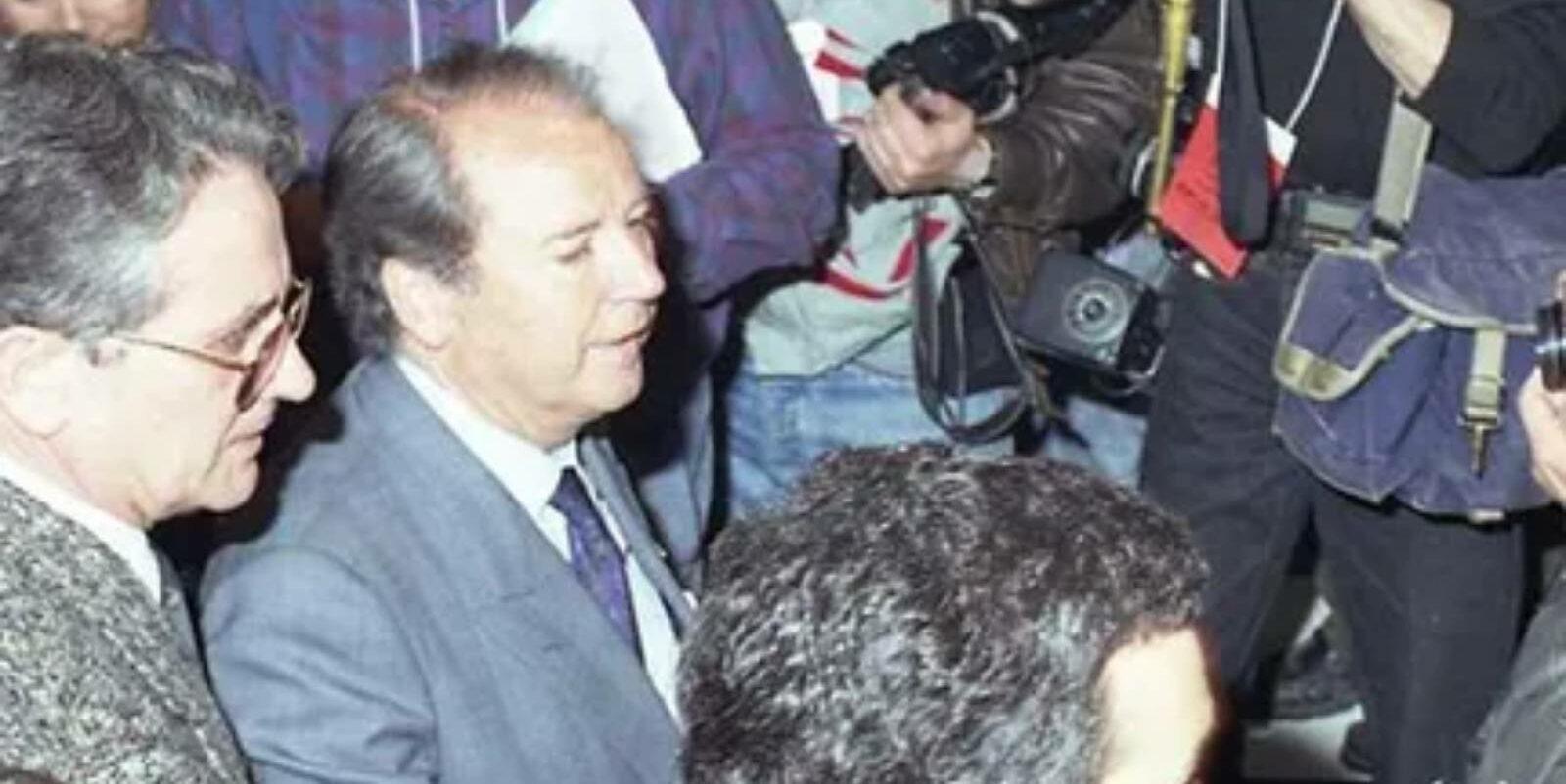 Núñez, l'any 1989 | FCB