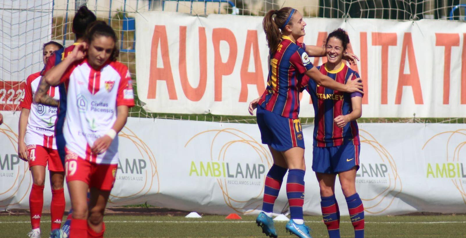 El FC Barcelona femení | FCB