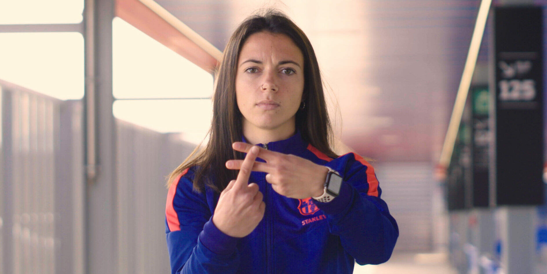 Aitana Bonmatí, a la campanya We are all different | FC Barcelona