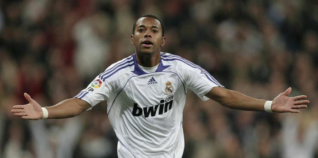 Robinho, exjugador del Reial Madrid | UEFA