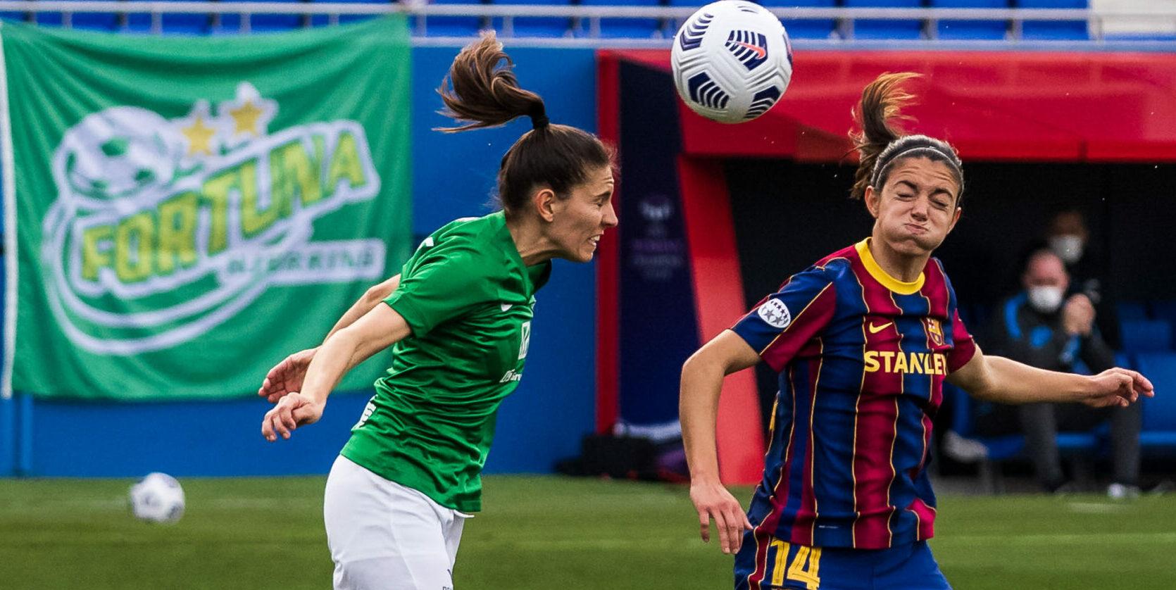 Aitana Bonmatí, jugadora del Barça | Europa Press
