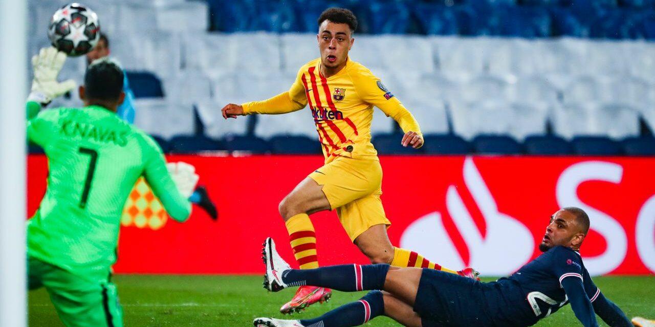 L'aturada de Navas a Dest que podria haver canviat el partit   FC Barcelona
