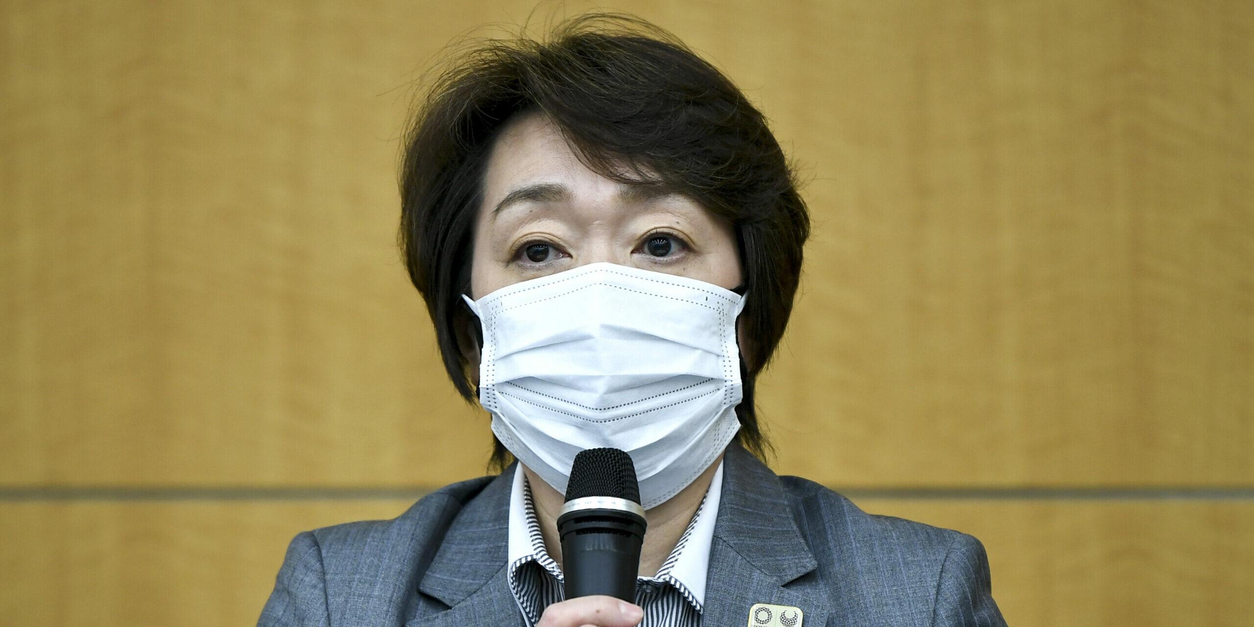 Seiko Hashimoto, presidenta del Comité Organitzador | Europa Press