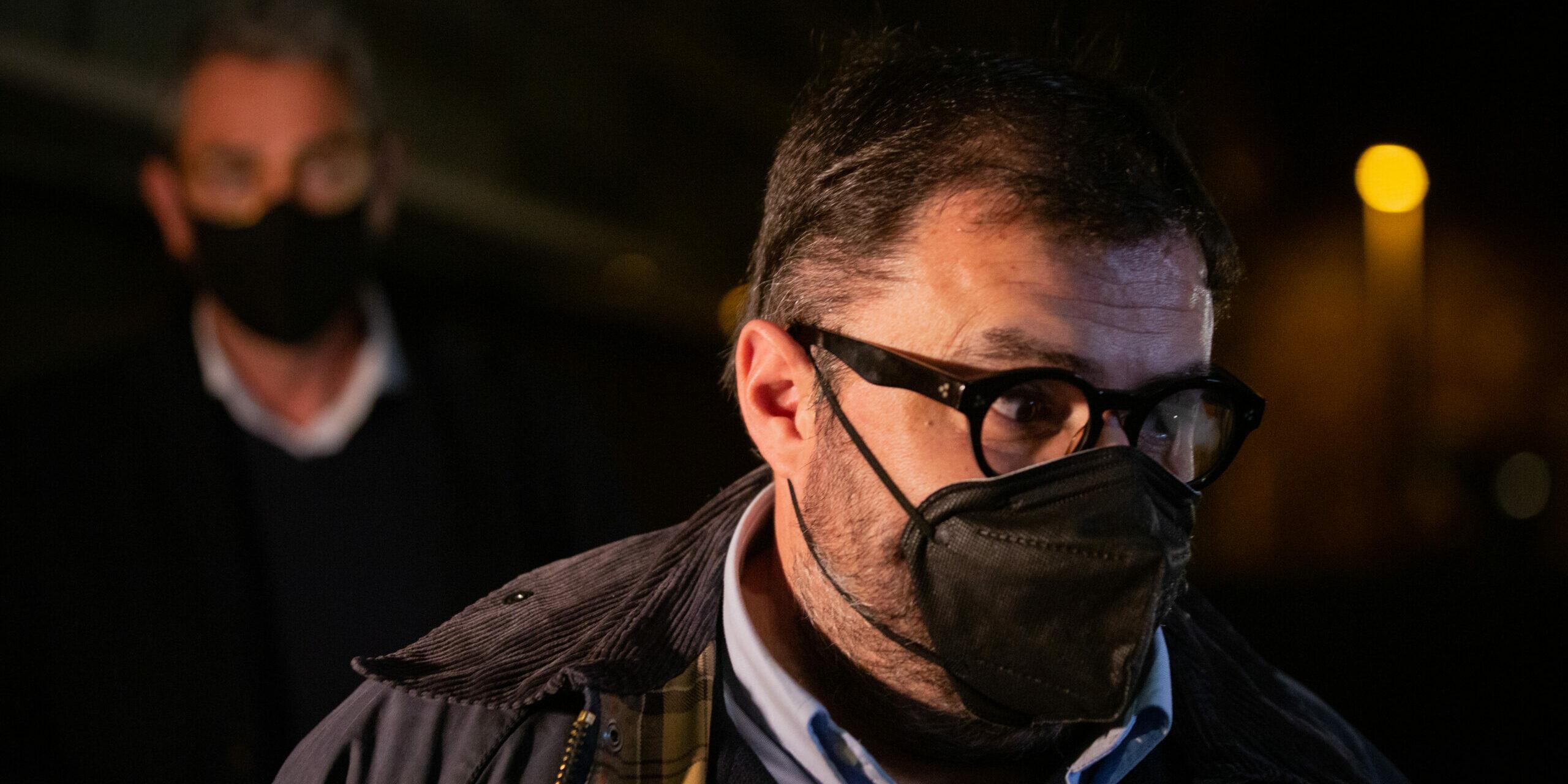 Gómez Ponti, excap dels serveis jurídics del Barça | Europa Press