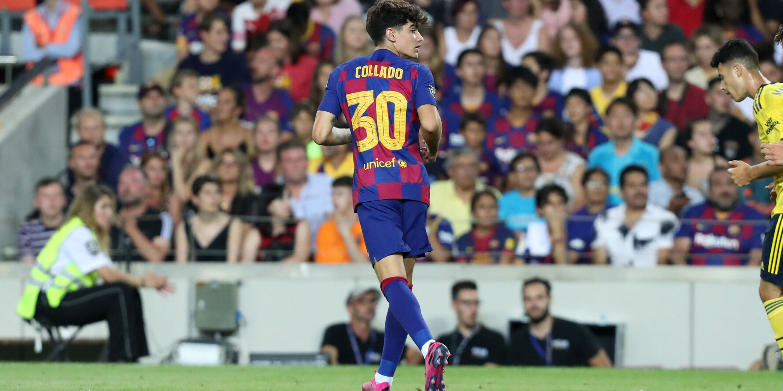 Àlex Collado, jugador del Barça | Europa Press