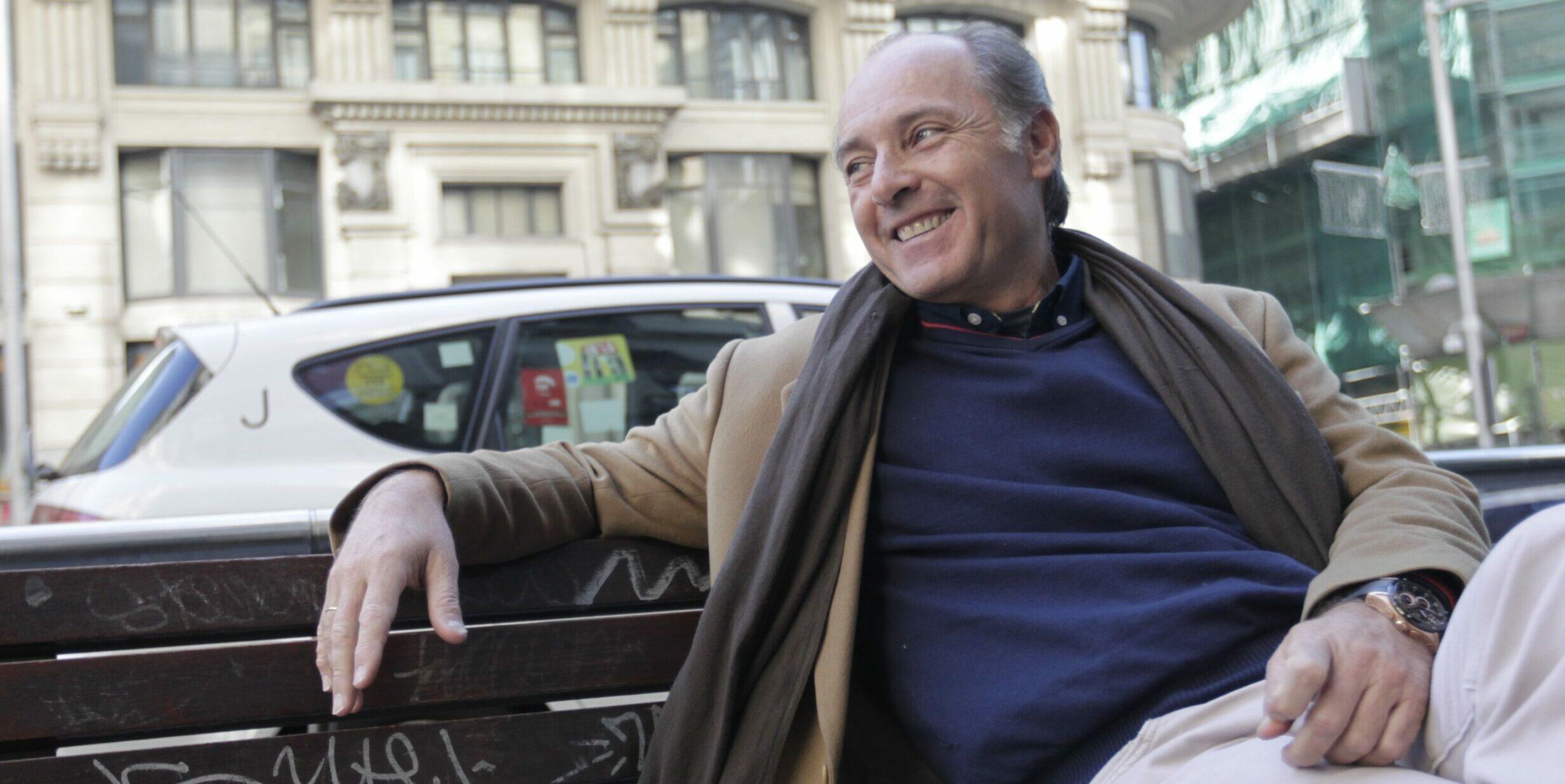 José Manuel Soto, cantant andalús | Europa Press