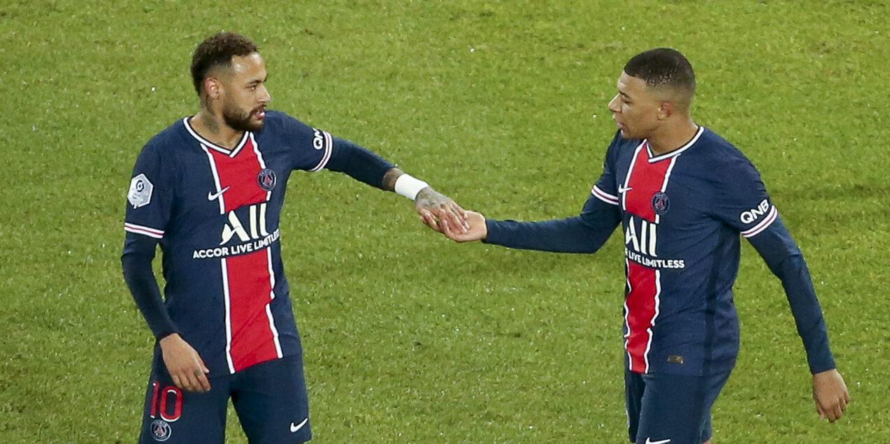 Neymar i Mbappé, jugadors del PSG | Europa Press