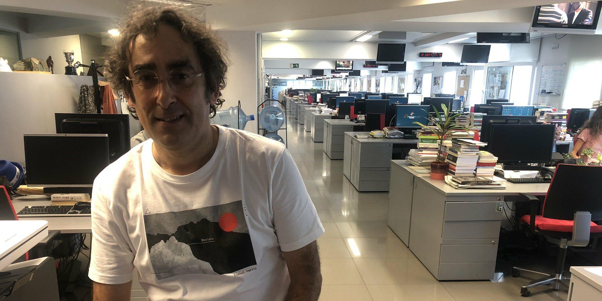 Iturralde González, exàrbitre | @itu_edu