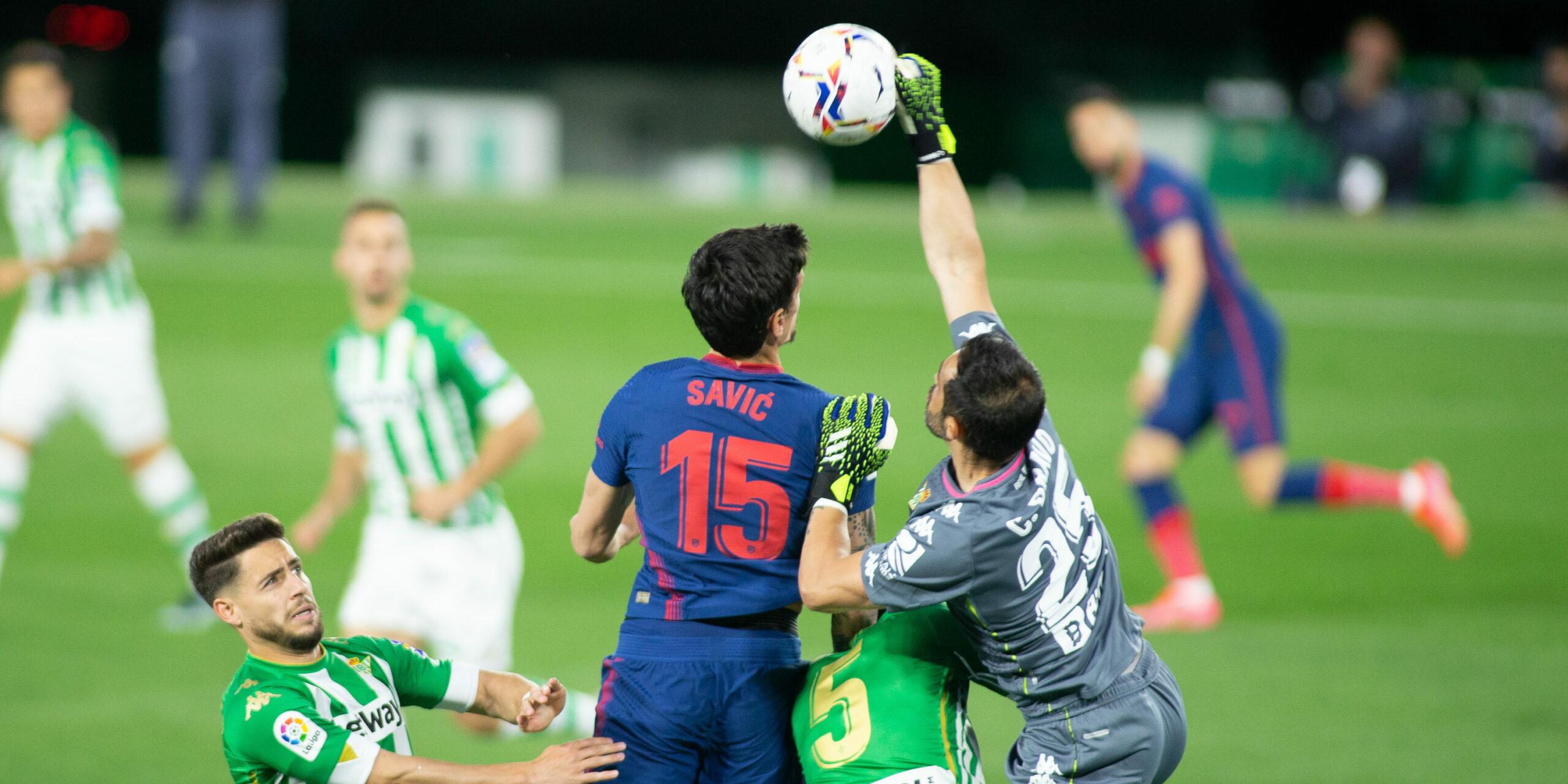 Claudio Bravo, jugador del Betis | Europa Press