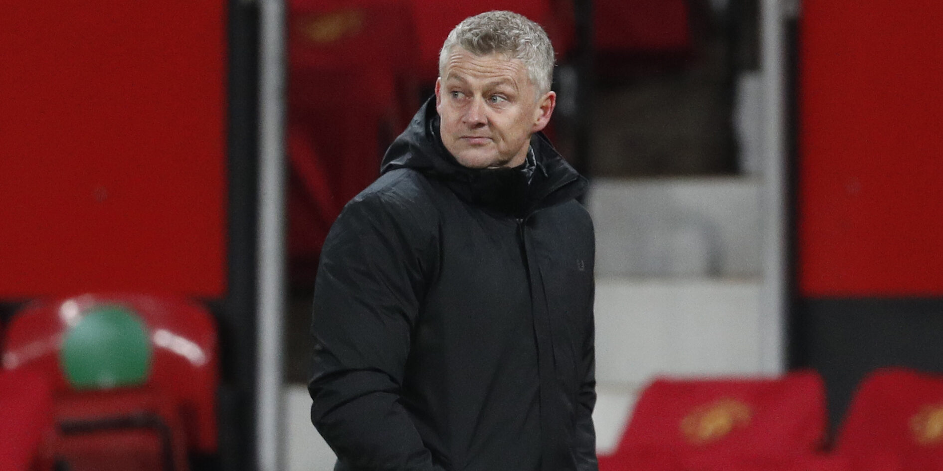 Ole Gunnar Solskjaer, entrenador del Manchester United   Europa Press