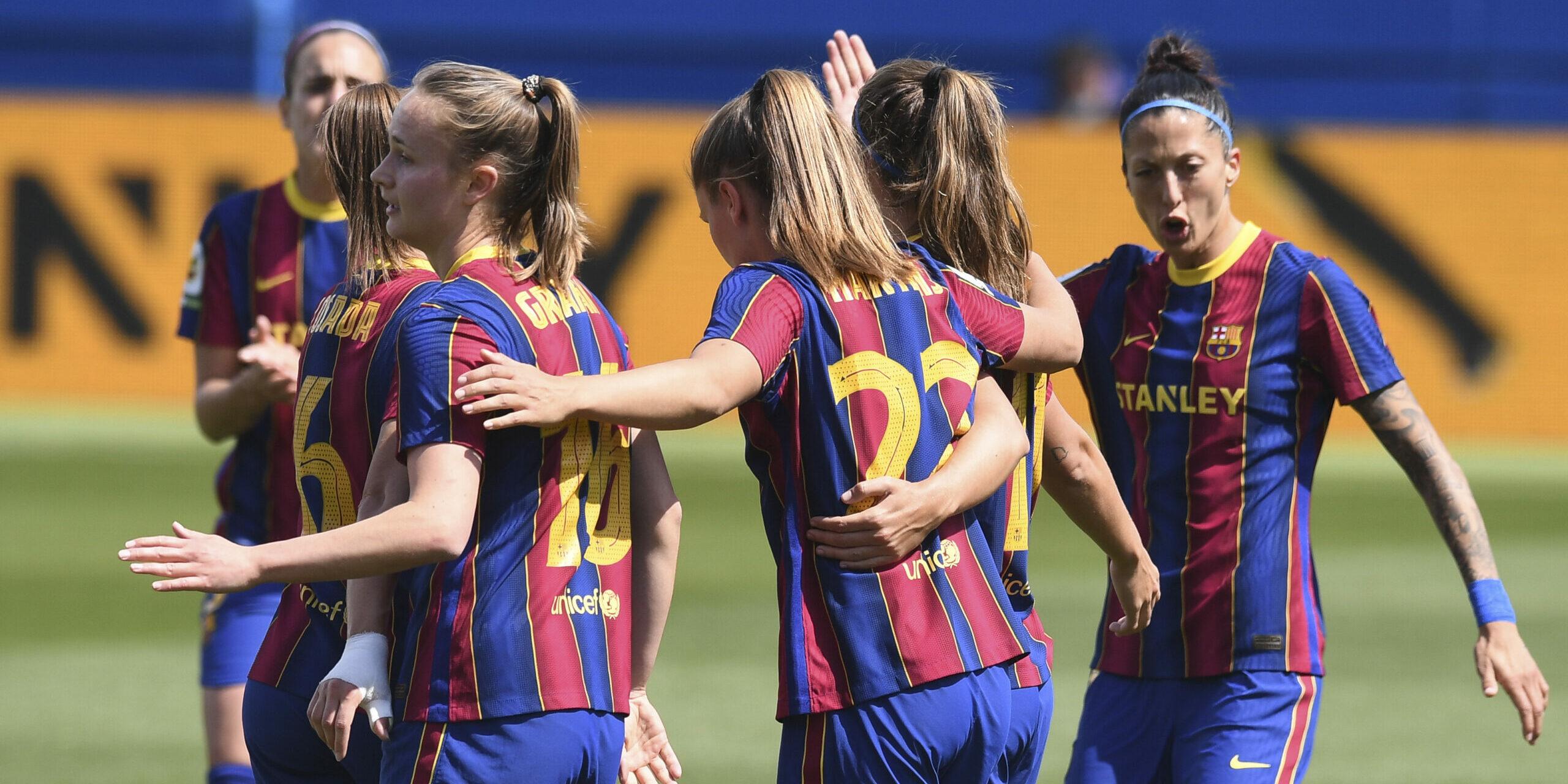 Les jugadores del Barça | FCB