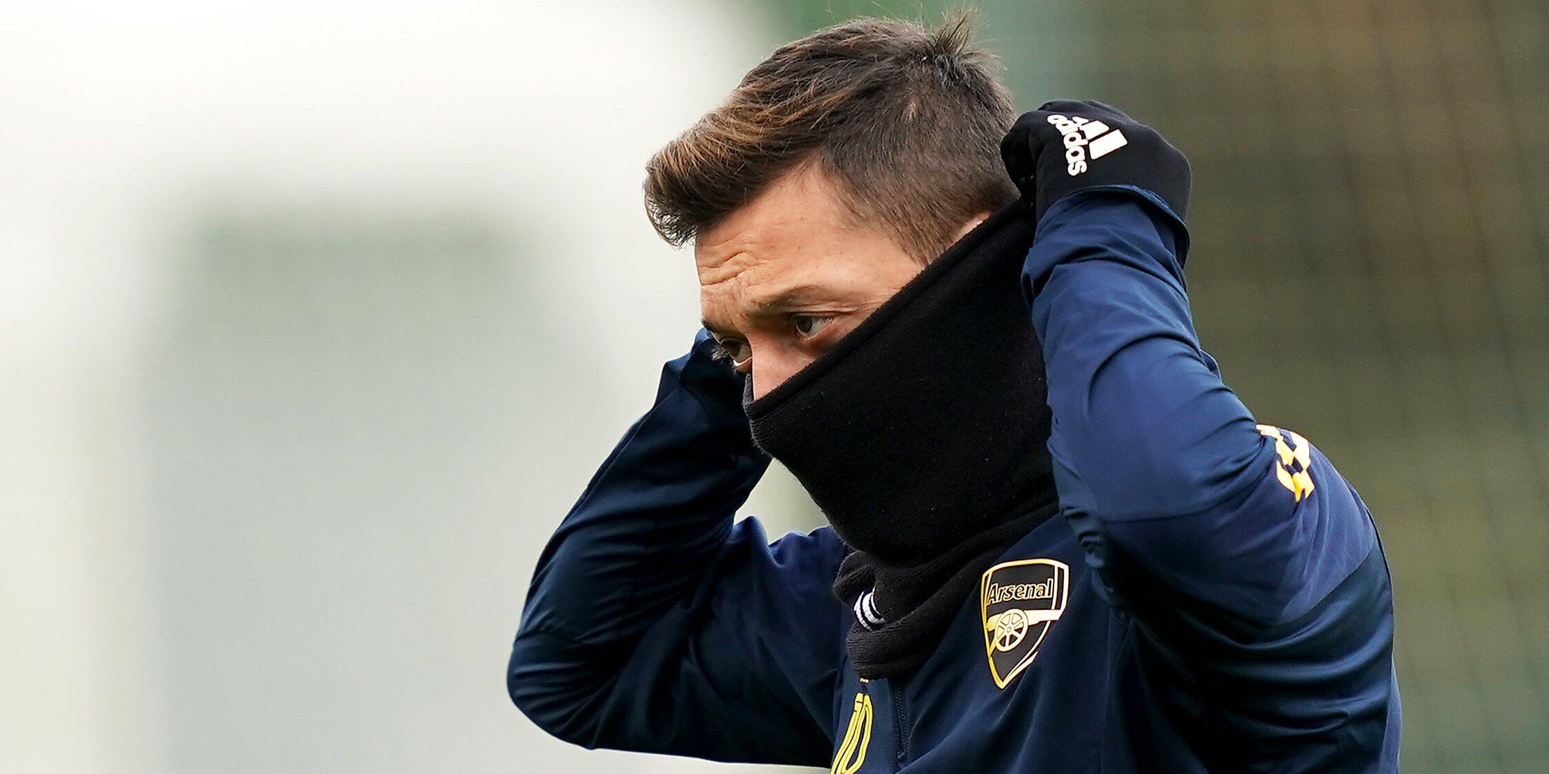 Mesut Özil, durant la seva etapa a l'Arsenal   Europa Press