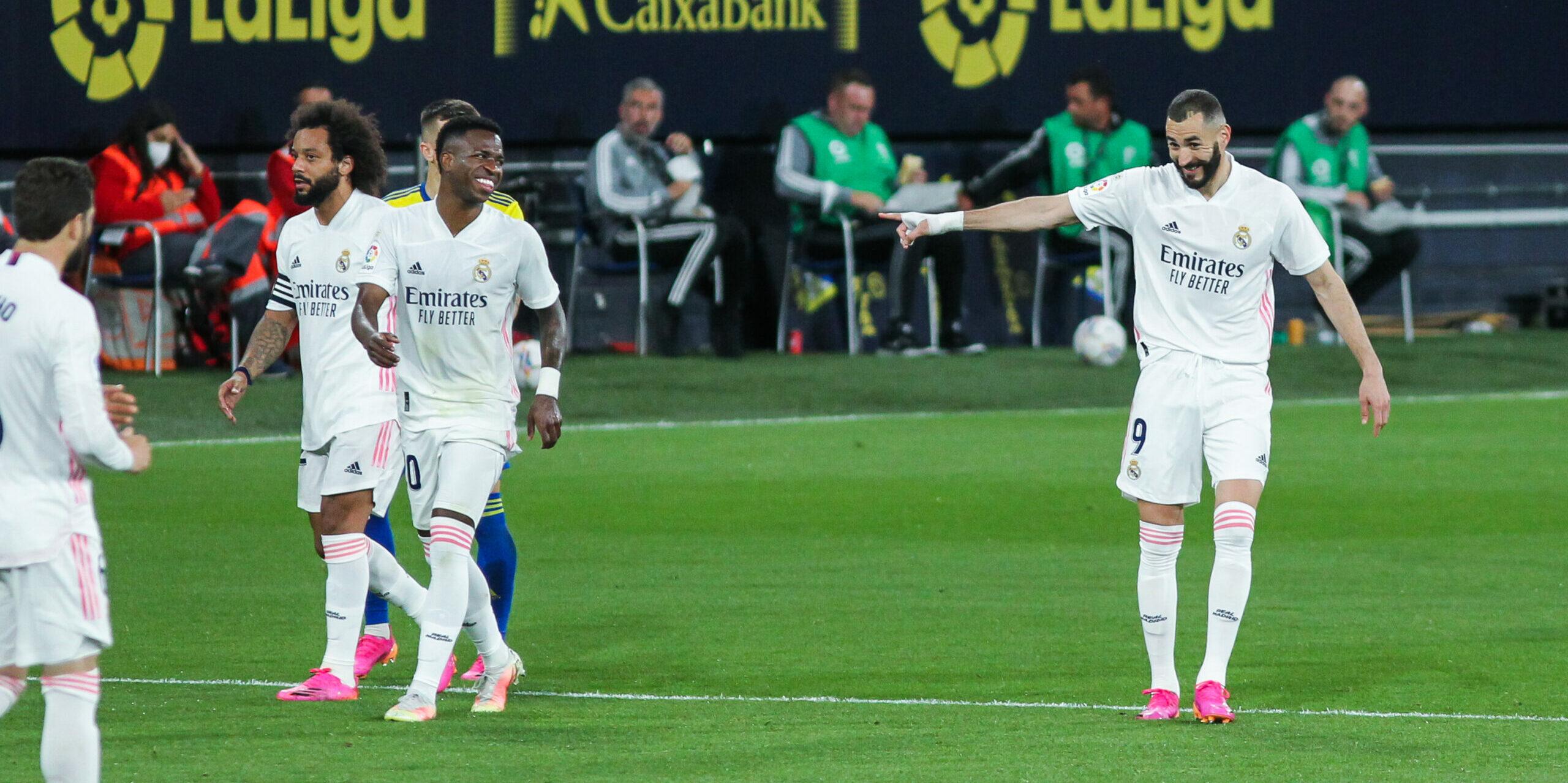 Benzema, estrella del Madrid | Europa Press