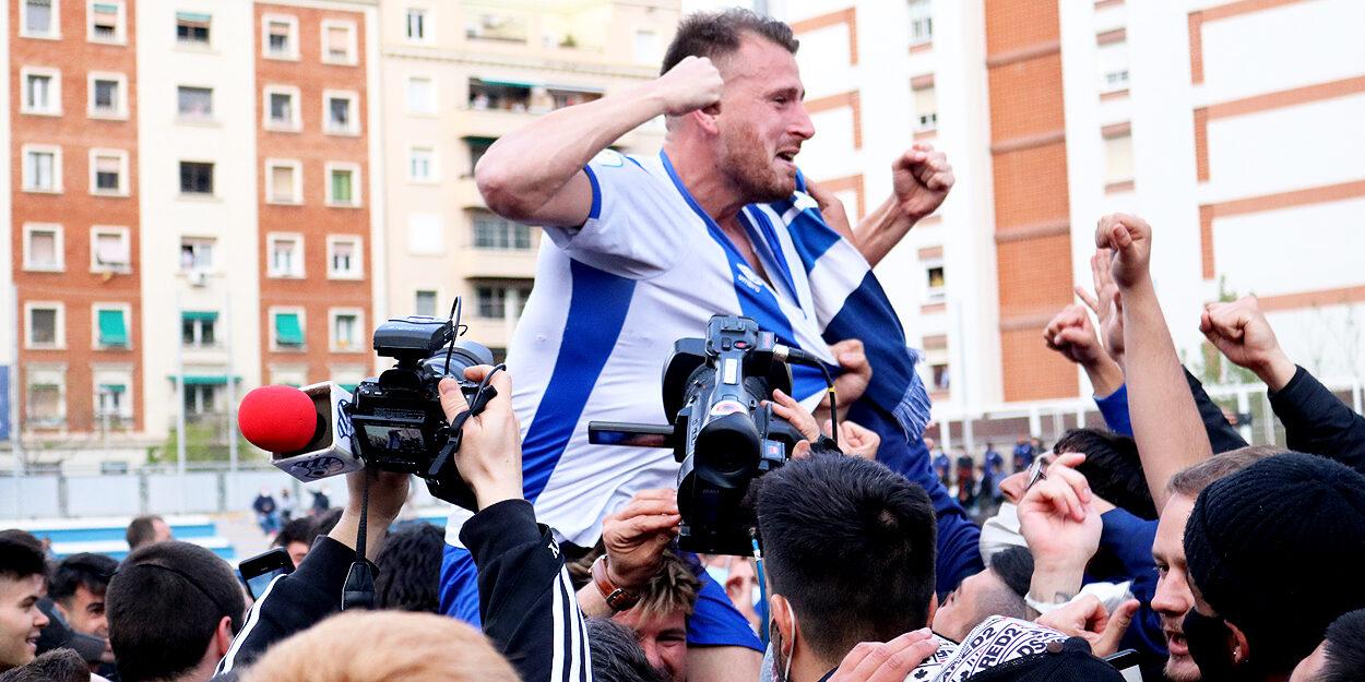 Àlex Cano, capità de l'Europa | CE Europa