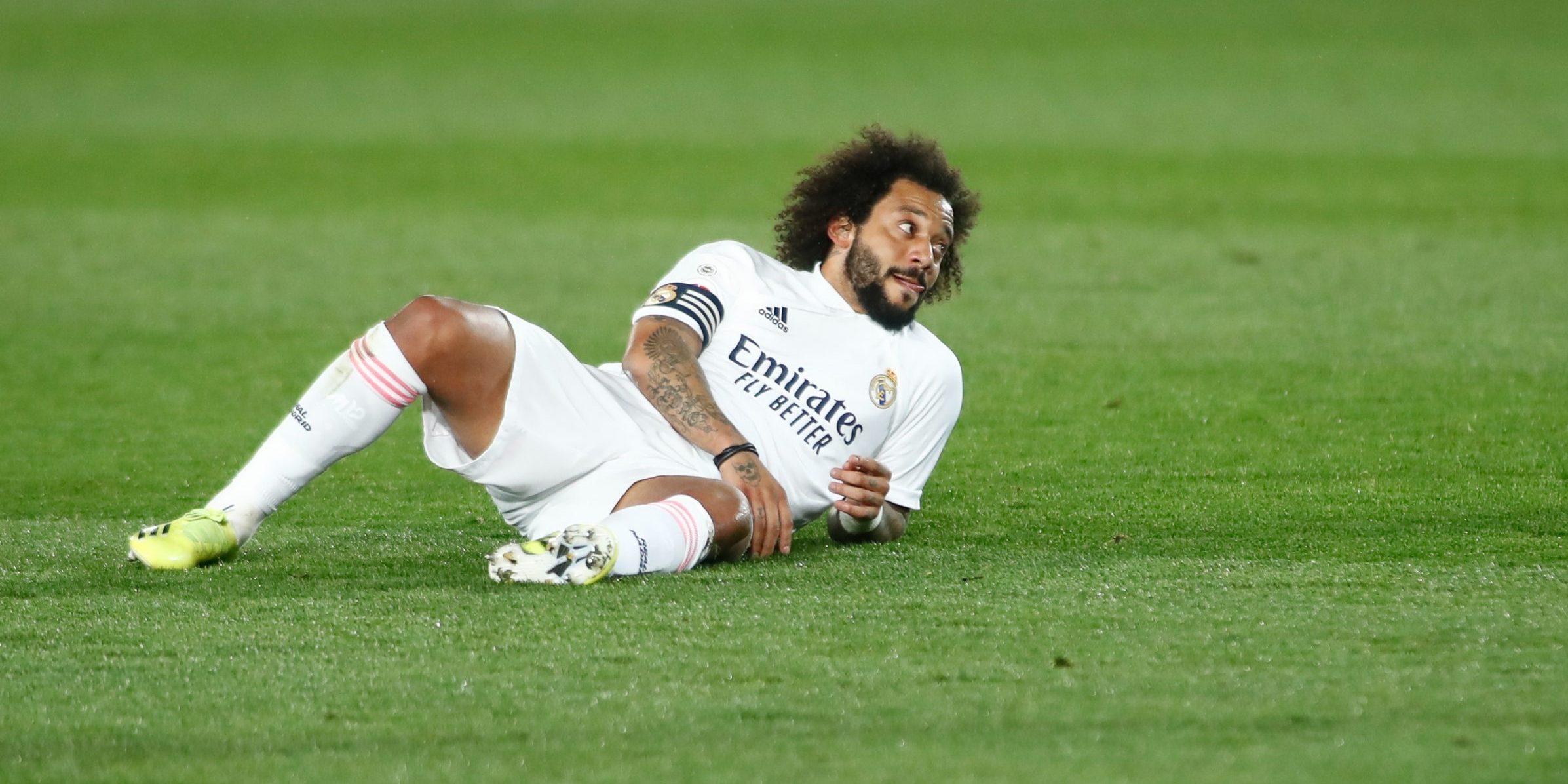 Marcelo, lateral del Madrid | Europa Press