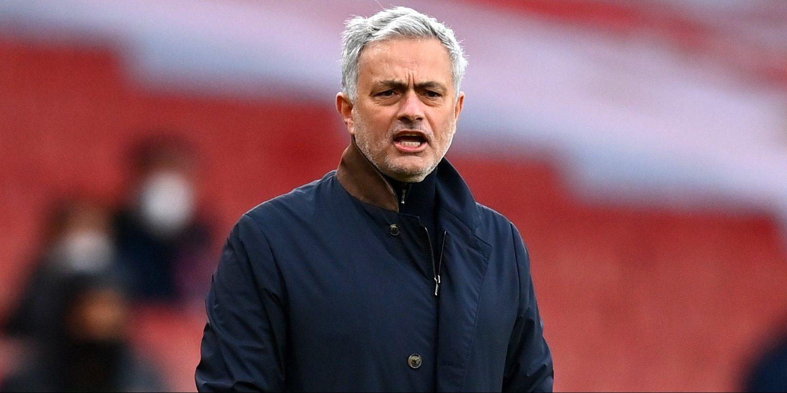 José Mourinho, nou entrenador de la Roma | Europa Press