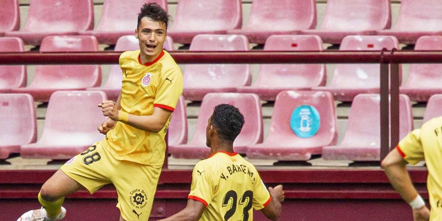 Arnau Martínez, jugador del Girona | Girona FC