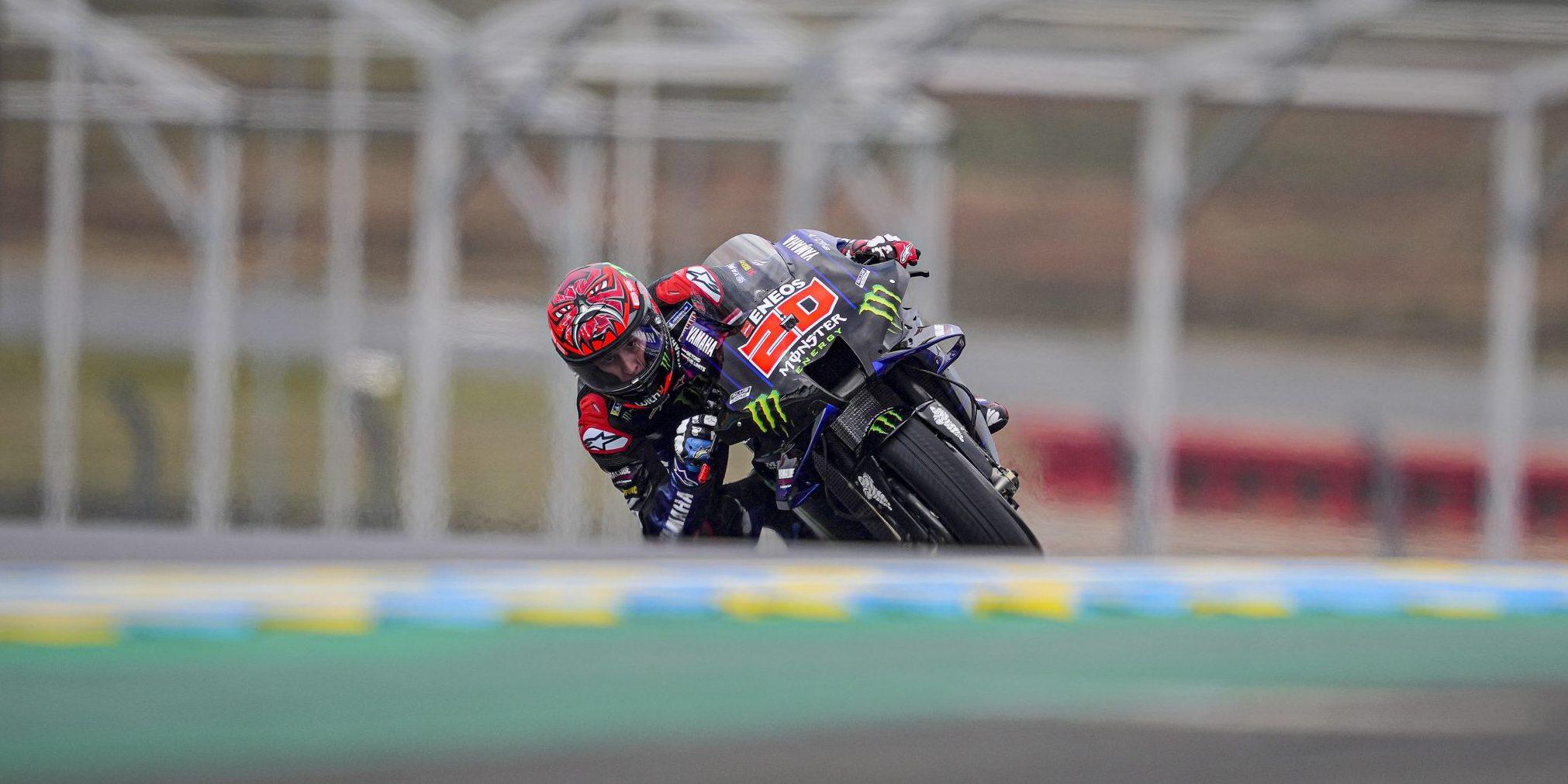 Quartararo, pilot de MotoGP | Europa Press