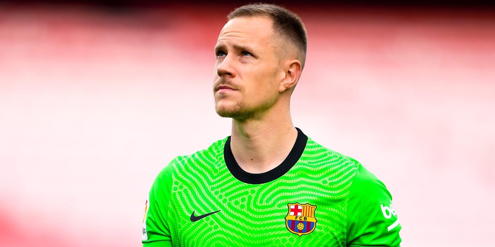 Ter Stegen, porter del Barça | FC Barcelona