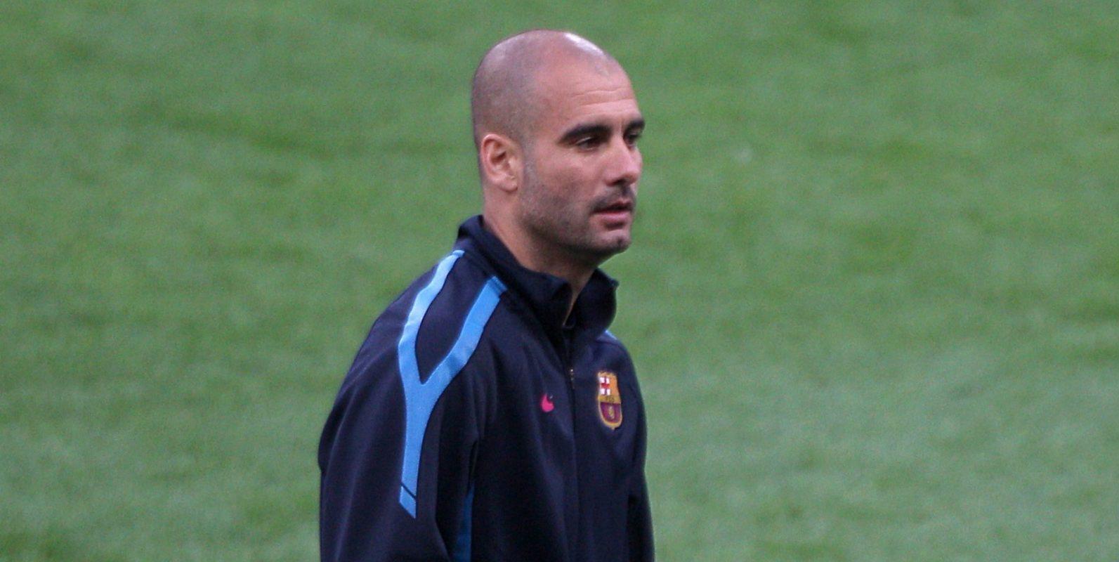 Guardiola, durant la seva etapa al Barça | Europa Press