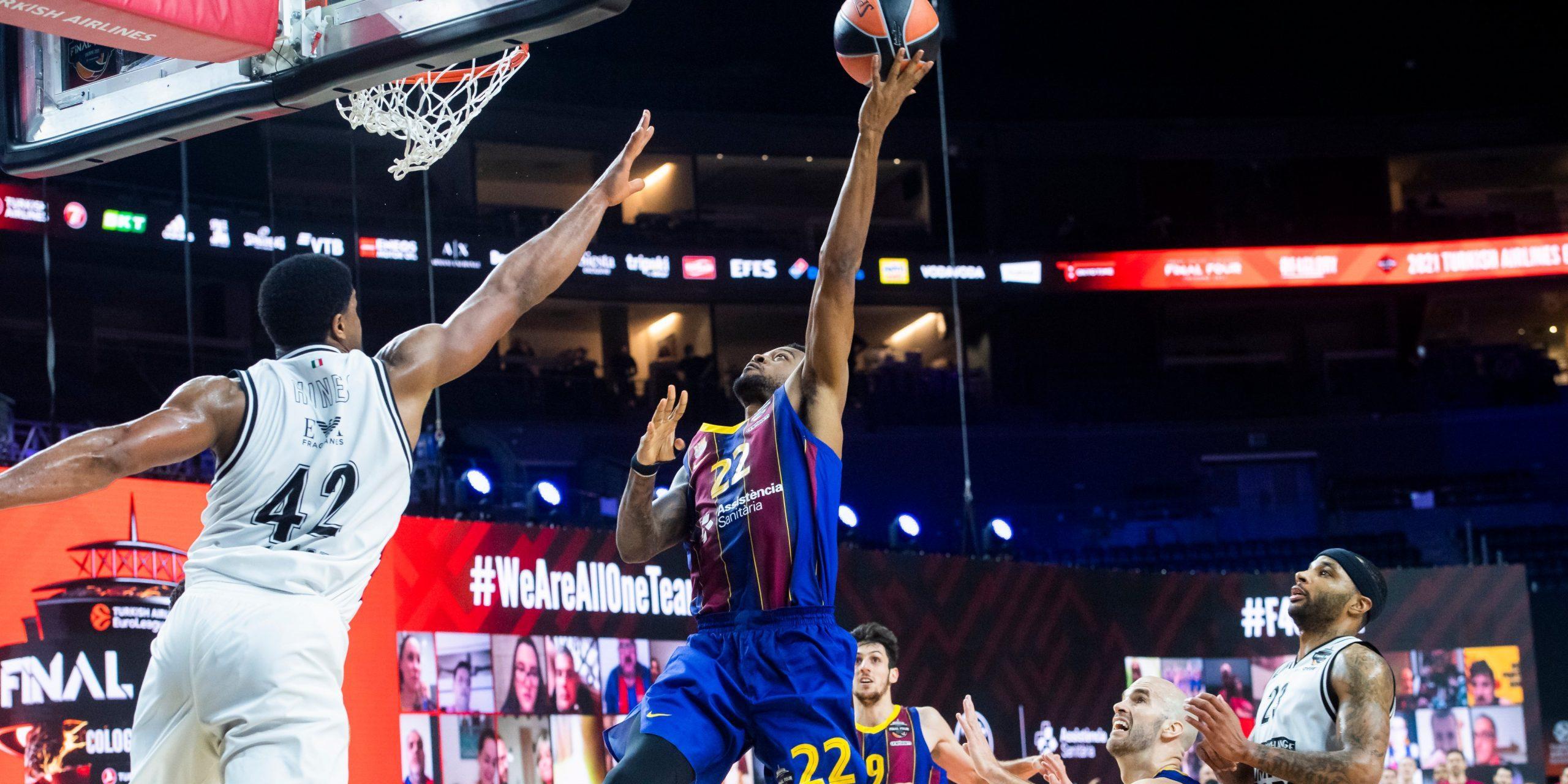 Cory Higgins, heroi del Barça a la 'Final Four' | FC Barcelona