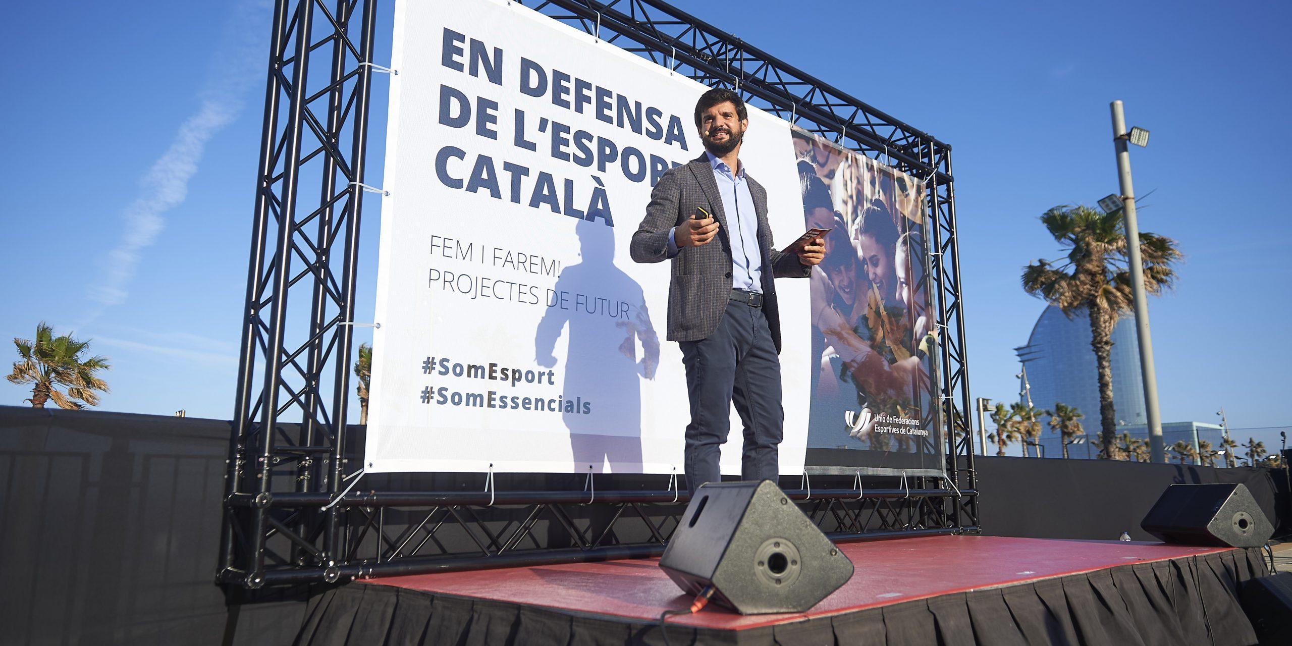 Gerard Esteva, president de la UFEC | UFEC
