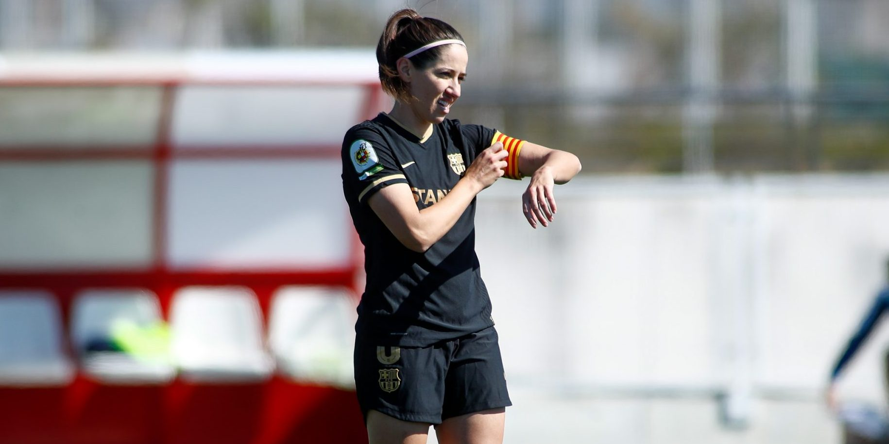 Vicky Losada, capitana del Barça | Europa Press