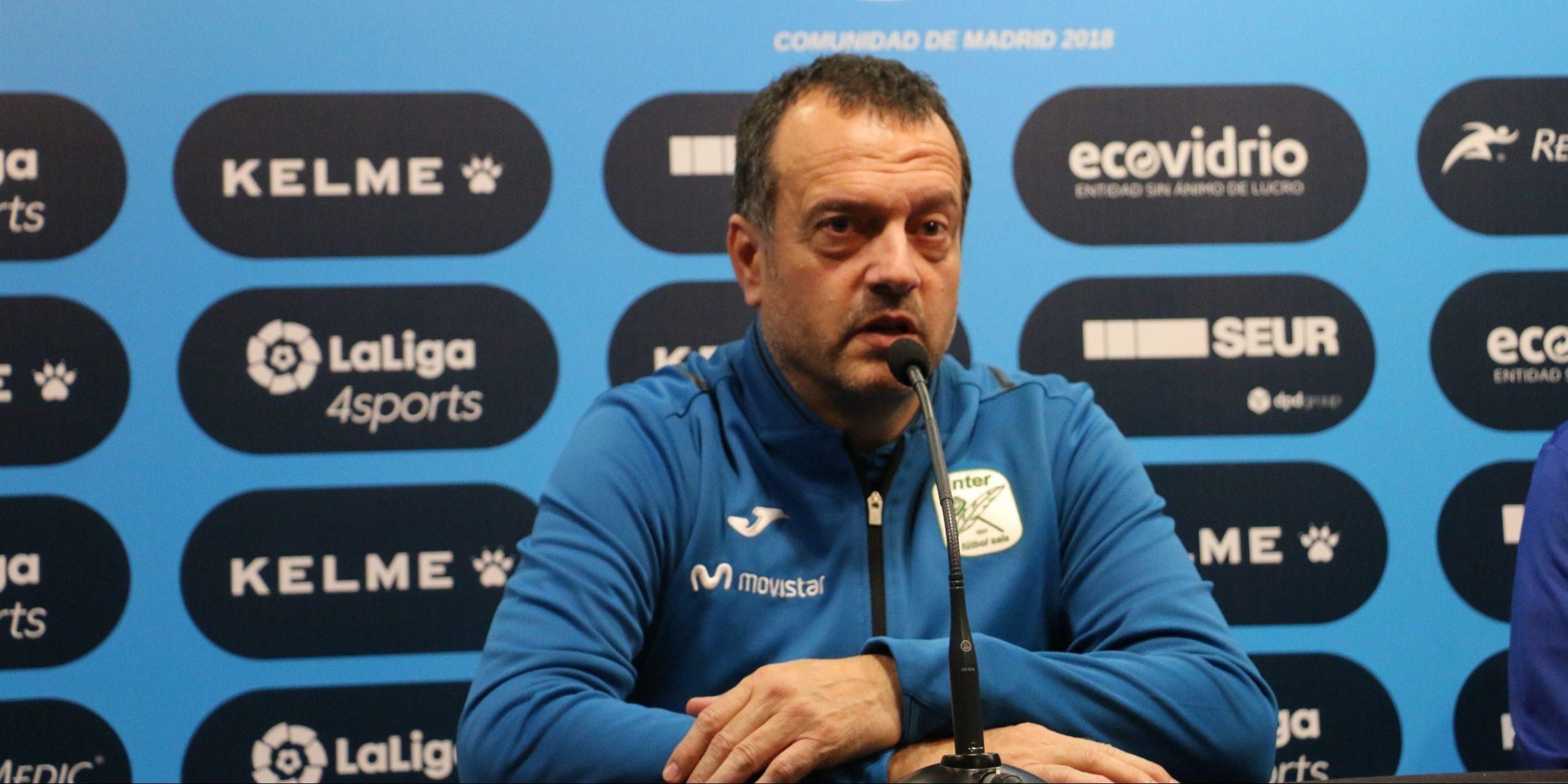 Jesús Velasco, amb l'Inter | Europa Press