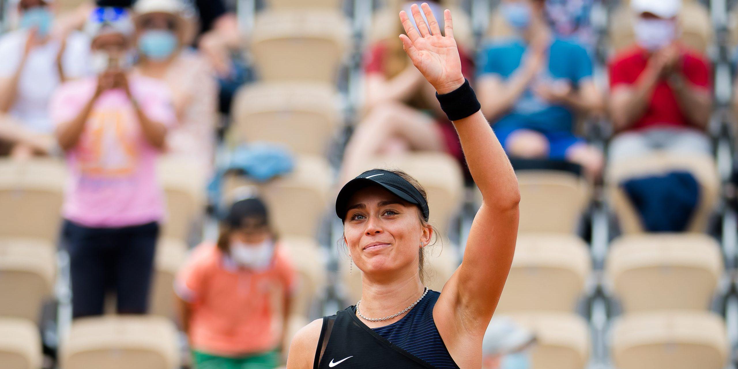 Paula Badosa, al Roland Garros | Europa Press