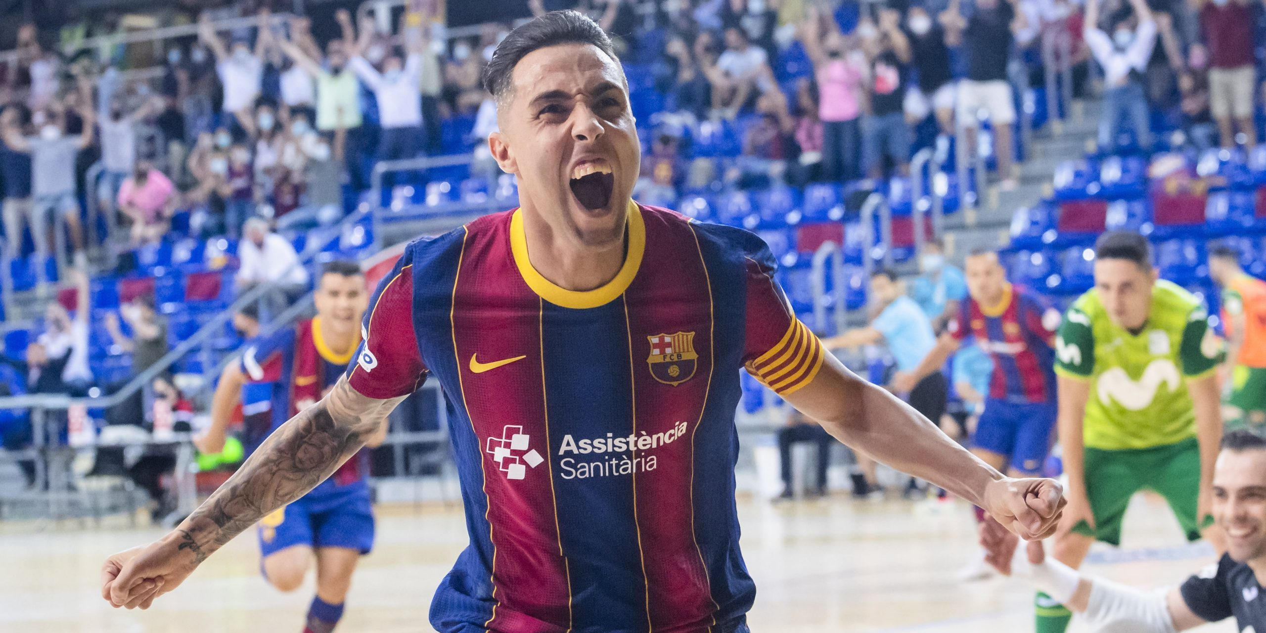 Aicardo, capità del Barça | FC Barcelona