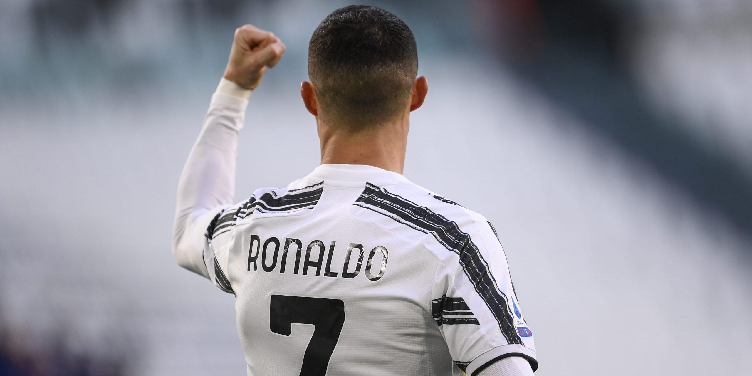 Cristiano Ronaldo, amb la Juventus | Europa Press