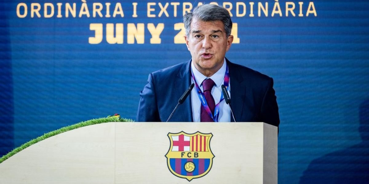 Laporta, a l'Assemblea de Compromissaris | FC Barcelona