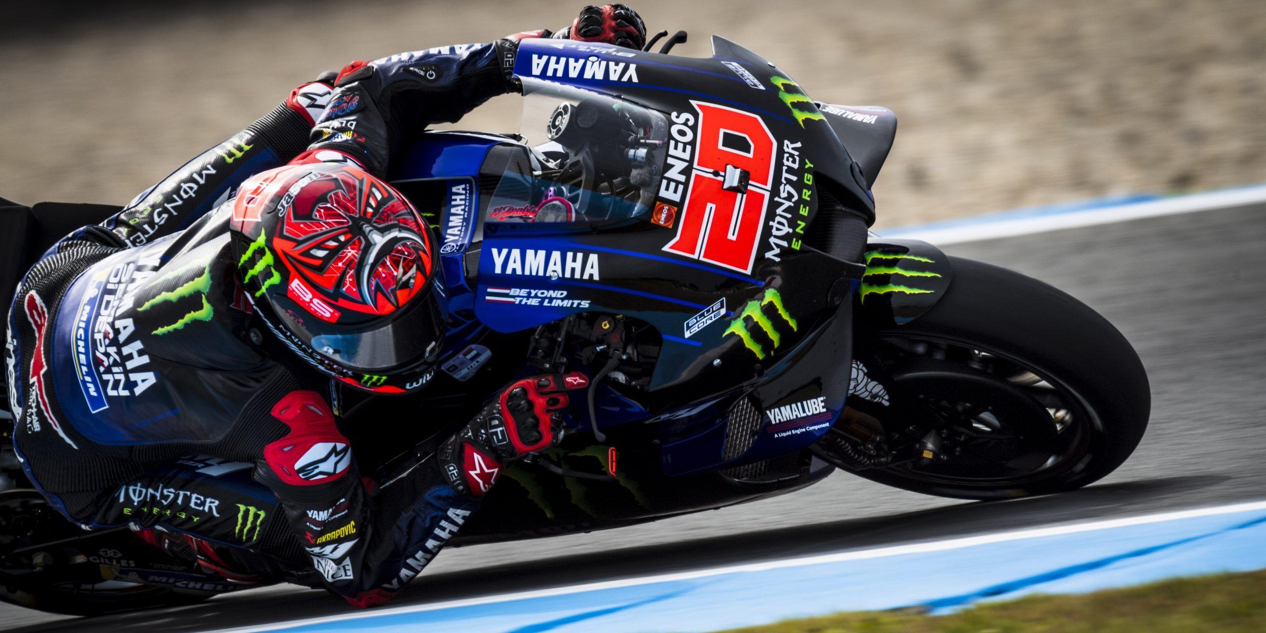 Quartararo ha guanyat el GP dels Països Baixos | Europa Press