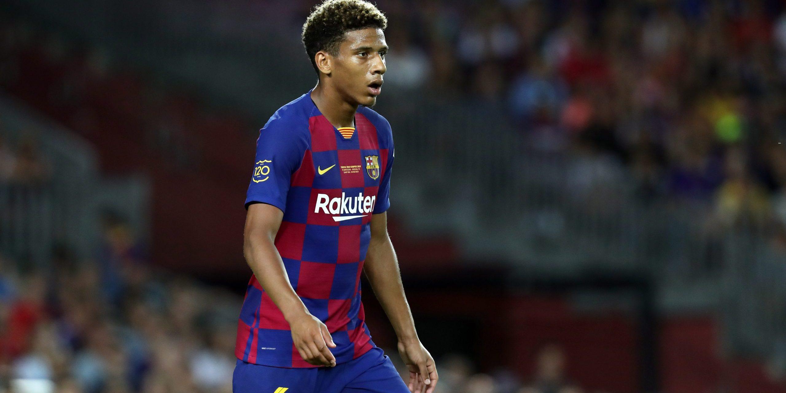Todibo abandona el Barça | Europa Press