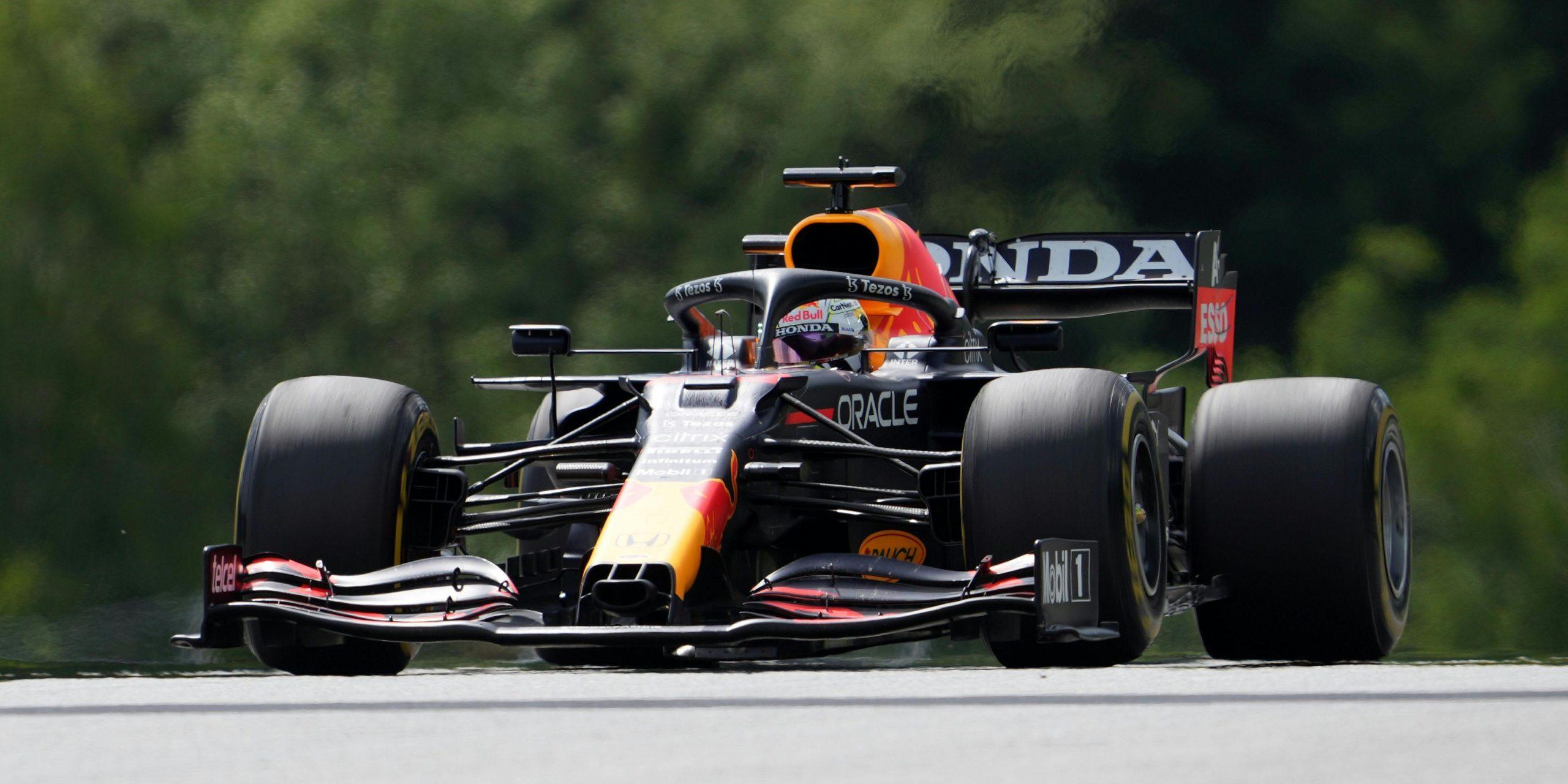 Verstappen guanya amb autoritat a Àustria | Europa Press