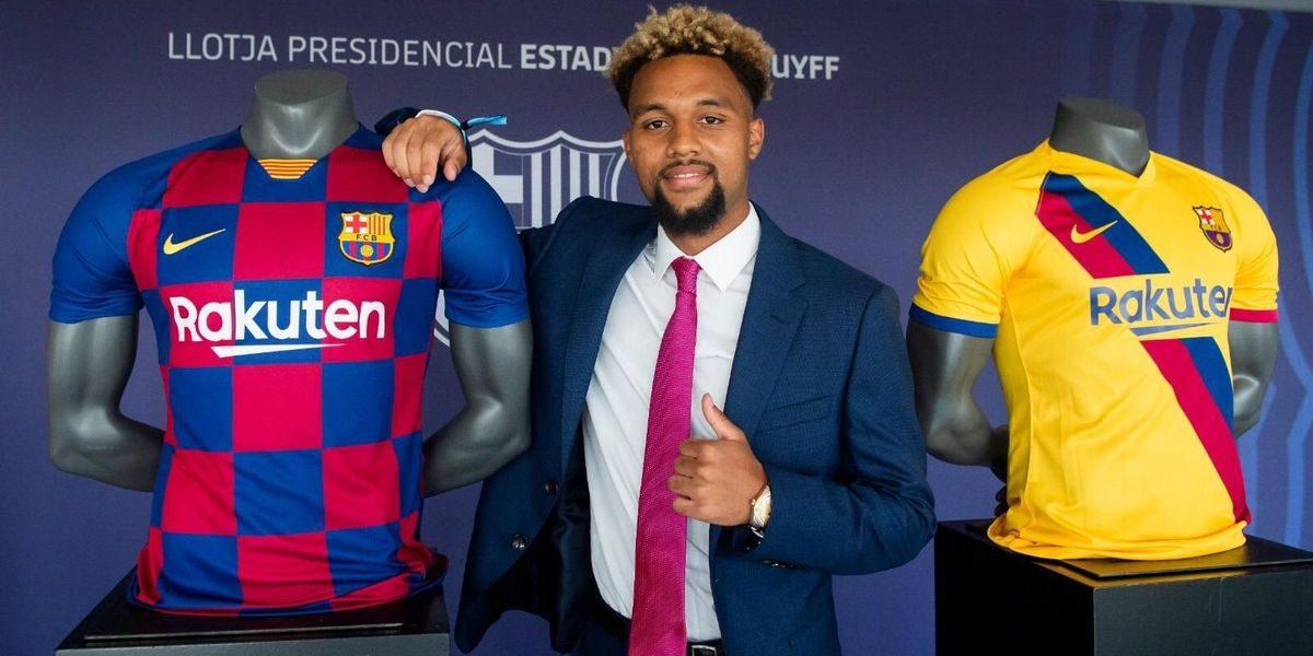 Konrad de la Fuente marxa a l'Olympique de Marsella | FC Barcelona