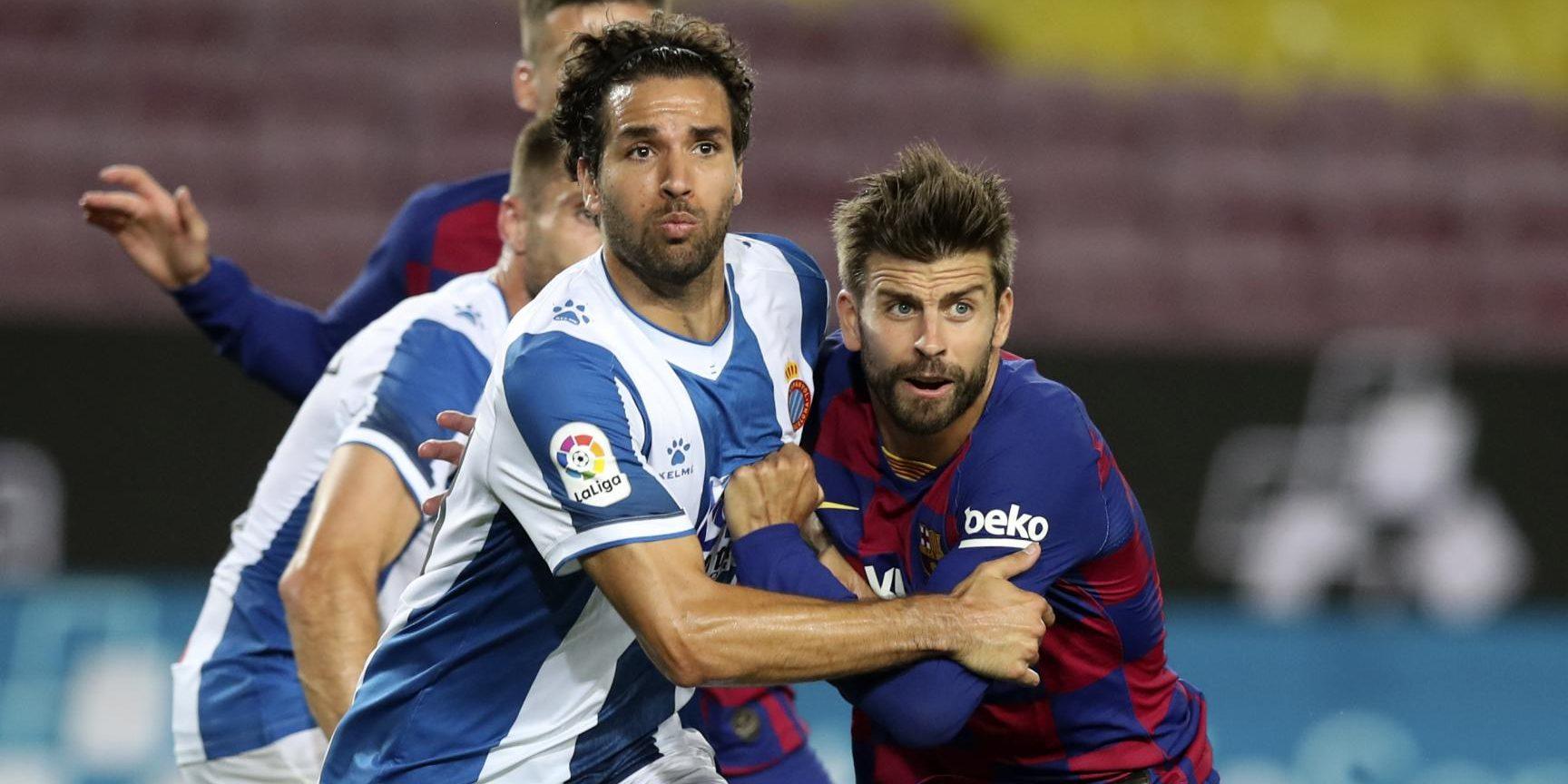 Una imatge del darrer derbi de Lliga | FC Barcelona