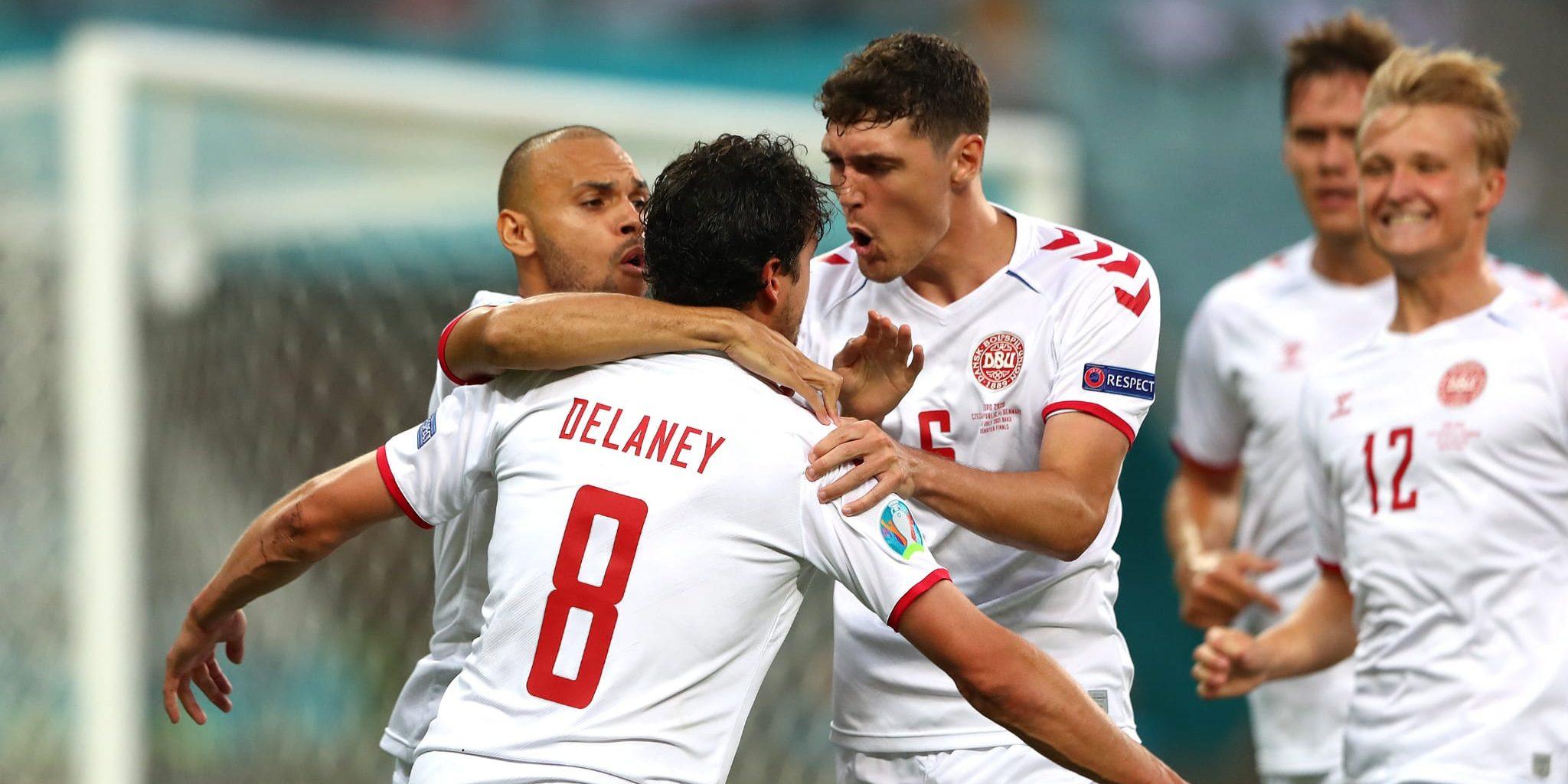 Dinamarca ha eliminat la República Txeca   FC Barcelona