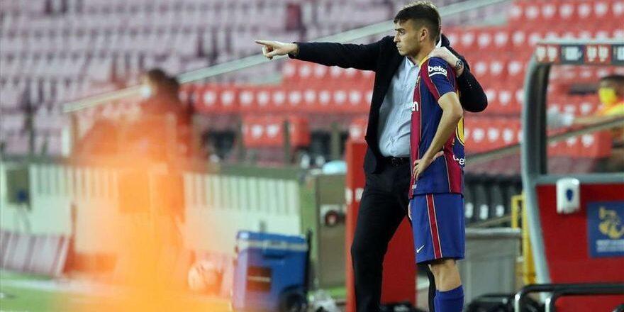 Koeman i Pedri, en arxiu | FC Barcelona