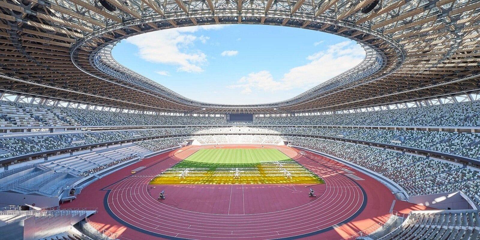 Vista del Estadio Olímpico de los Juegos de Tokyo 2020. COE   (Foto de ARCHIVO) 2/2/2021
