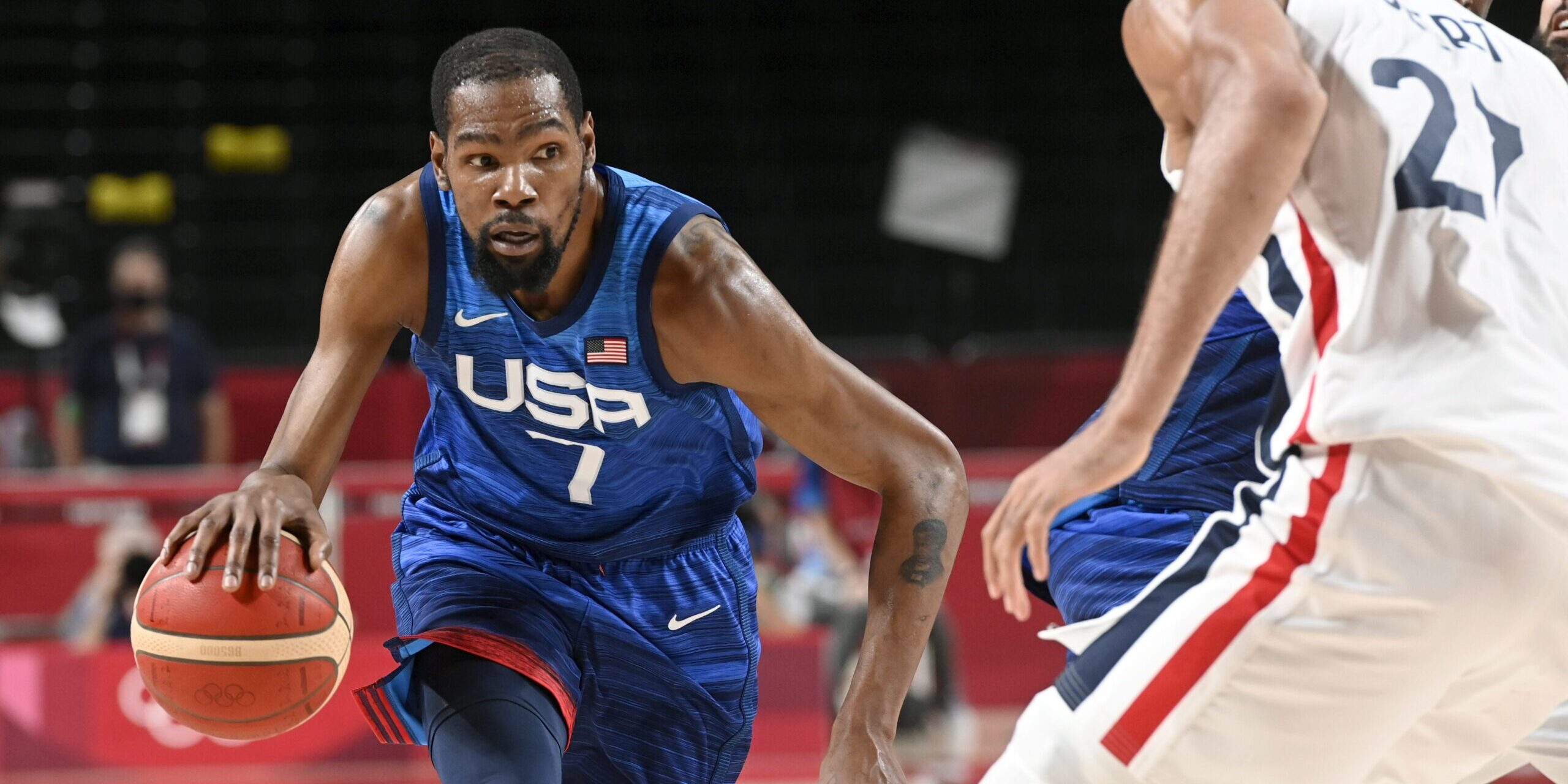 Kevin Durant, estrella del Team USA | Europa Press