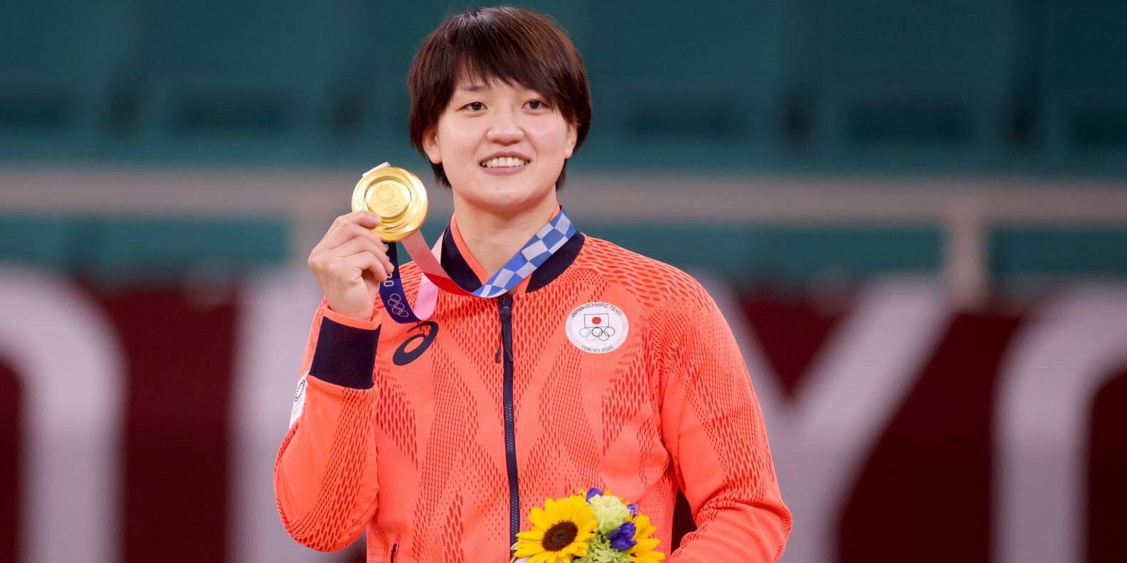 El judoka japonès Chizuru Arai, medalla d'or | Europa Press